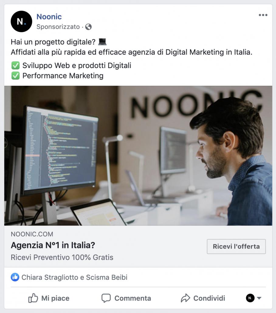 Facebook Display Noonic
