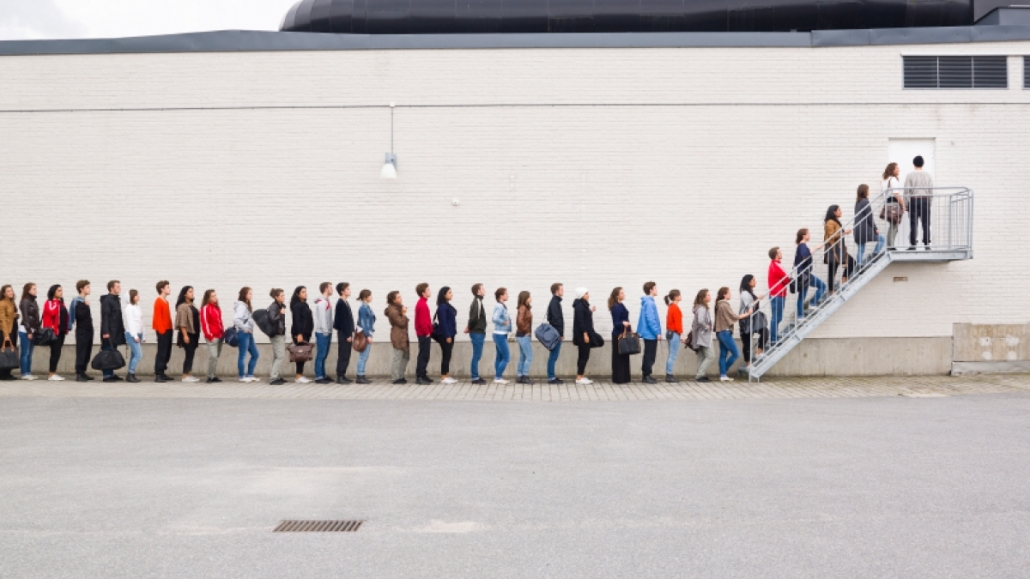 lead generation queue
