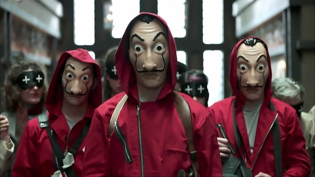 Money Heist - PSD2